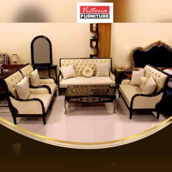 Idean X 7 Seater Sofa with table